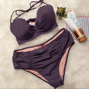 Victoria's Secret Purple Bikini